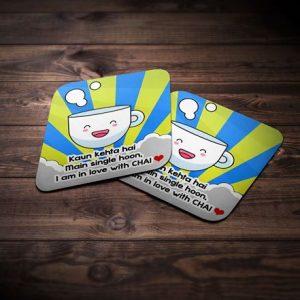 Loving Tea - Tea Coaster