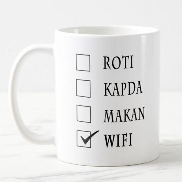Wifi Mug