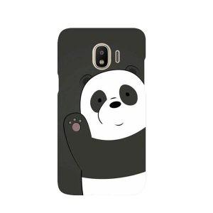 Cute Panda Hi - Mobile Cover