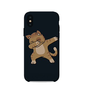 DAB MEOW Mobile Cover