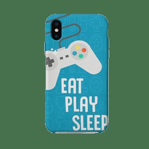 EAT PLAY SLEEP Mobile Cover