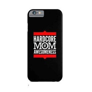 HARDCORE MOM Mobile Cover