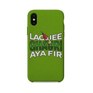 Lo Gi Ghauri Aya Fir - Mobile Cover