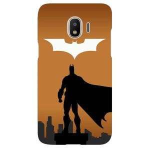 Superhero Bat City - Mobile Cover