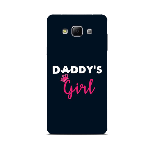 Daddys-Girl Mobile Cover