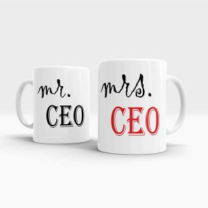 Mr. & Mrs. CEO