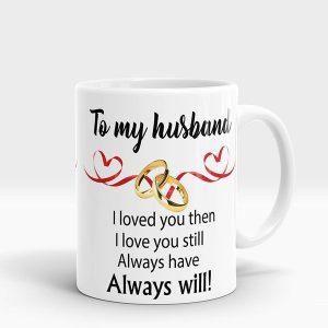 Loving Wife Mug