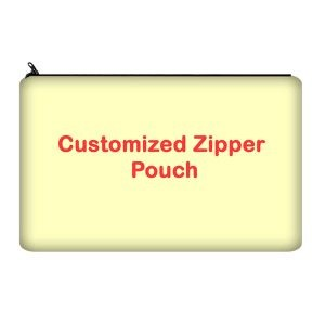 Customized Zipper Pouch