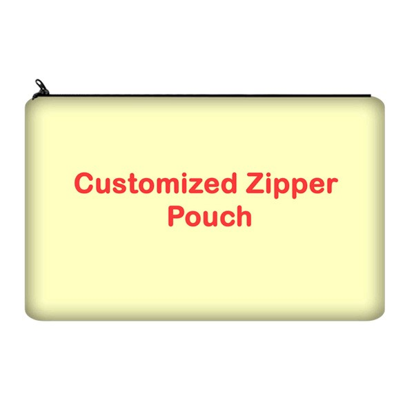 Customized Zipper Pouch