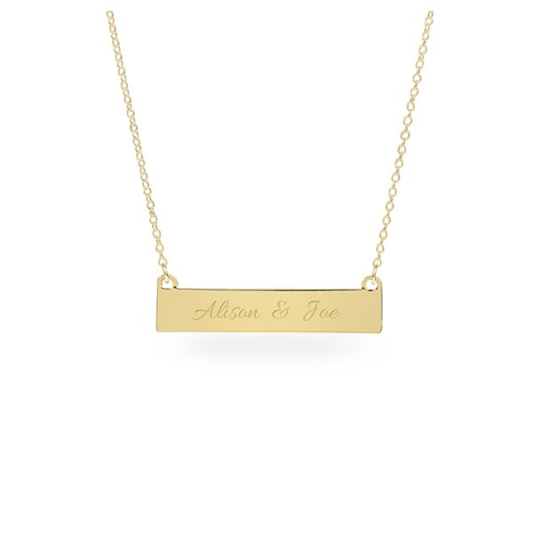 Engraved-Bar-Necklace