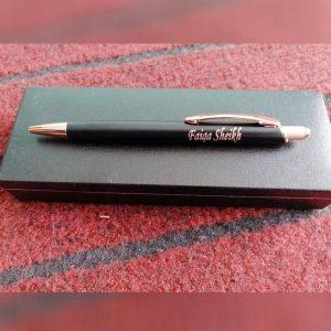 name pen