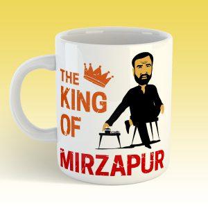King of Mirzapur Mug